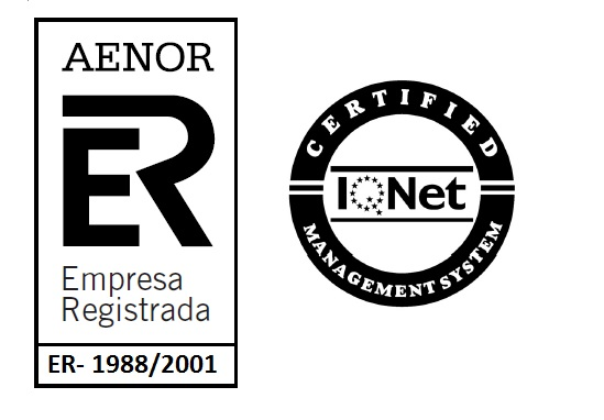 Logotipo Aenor